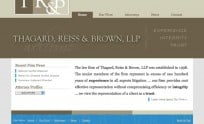 Thagard, Reiss & Brown, LLP