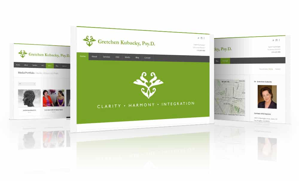 Dr. Gretchen Kubacky's website