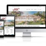 JOR Development, Inc. | website project