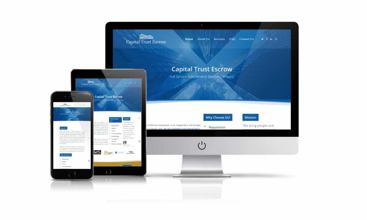 Capital Trust Escrow | Independent Escrow Company